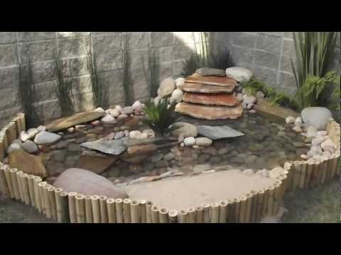 Tortuguero casero de jardin tortugas taricayas doovi for Vivero el estanque