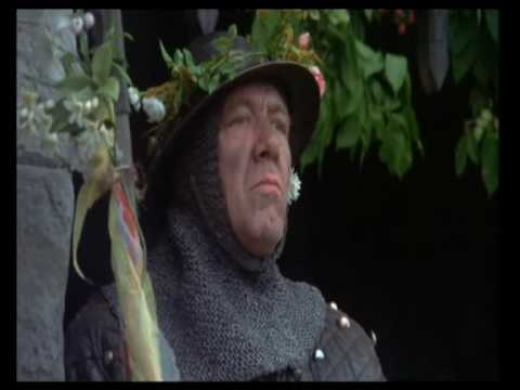 Monty Python and the Holy Grail - Sir Lancelot