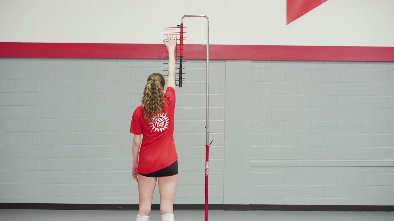 Measure Between 4 and 12 Feet Tandem Sport Vertical Challenger Jump Tester