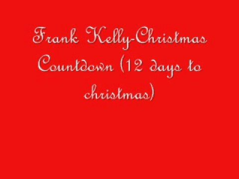 12 Days Of Christmas Frank Kelly