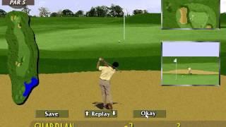 PGA European Tour (Intelligent Games) (MS-DOS) [1996] [PC Longplay]