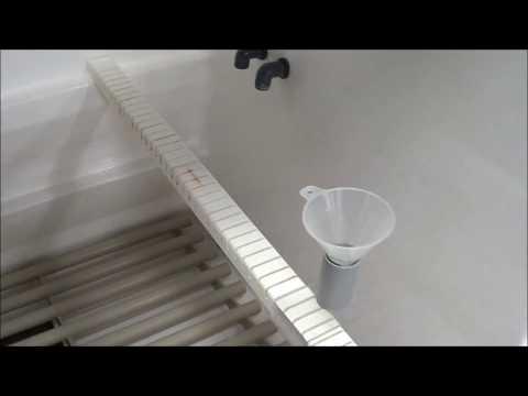 Ascott S1000XP Salt Spray Corrosion Test Chamber SS2141