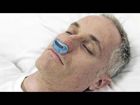 The Airing A Hoseless Maskless MicroCPAP  YouTube