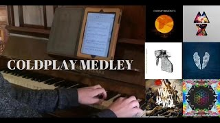Download Best of Coldplay Piano Medley (16 Songs from 6 Album) + Free Sheets MP3 song and Music Video
