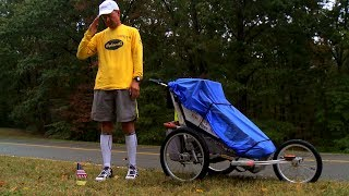One Life, One Flag, One Mile: A Summary of Project America Run II
