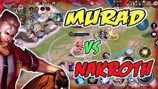 Murad Vs Nakroth!!2 Assasin Creep Dalam 1 Arena Garena Aov Indonesia