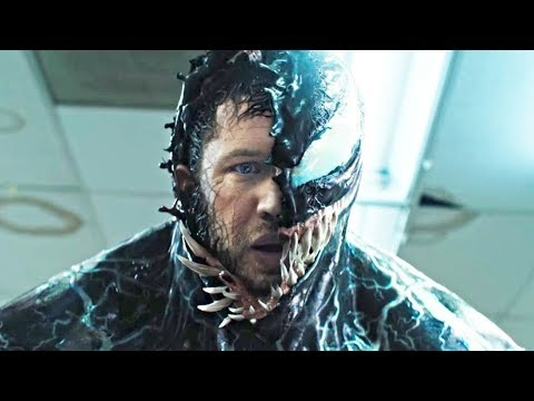 How Tom Hardy Got Ripped To Play Venom