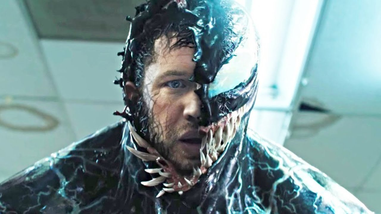 How Tom Hardy Got Ripped To Play Venom
