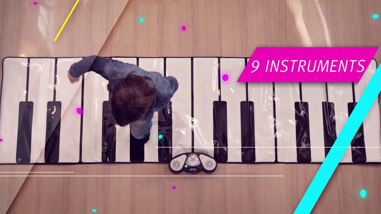 Tapis Piano Youtube