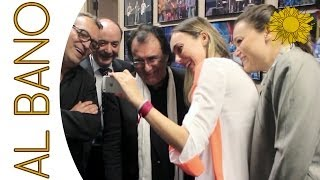 Romina imita Al Bano (video inedito)