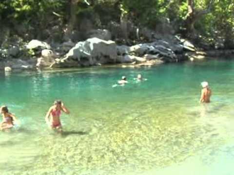 Αχελώος - Θεοδώριανα - Αύγουστος 2011