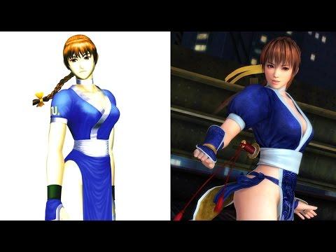 DOA 20th Kasumi Evolution Special Combos -DOA 20周年 かすみの進化 -