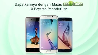 Maxis Zerolution 2015 TVC