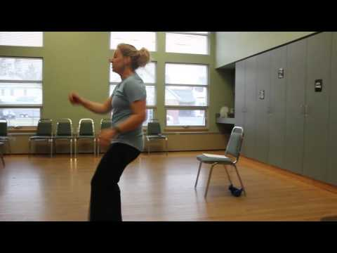 Low Impact Workout for Seniors