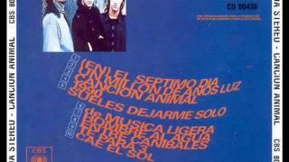 Entre Canibales - Soda Stereo (Version Original)