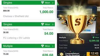 How to win bet daily using SofaScore 🎯🎯💰💰 screenshot 4
