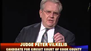 Judge Peter Vilkelis