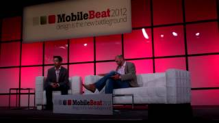 Tim Lee Sequoia moderates David Kelley Founder at VentureBeat MobileBeat