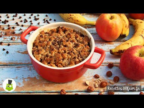 recette- -crumble-pomme,-banane,-chocolat-noir-&-noisettes