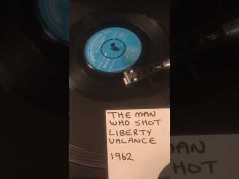 Gene Pitney - The Man Who Shot Liberty Valance From 1962 ( Vinyl 45 )
