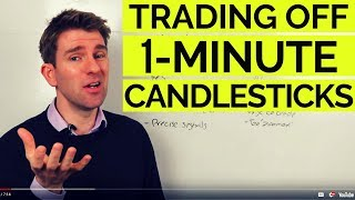 Are 1 Minute Candlesticks Good to Trade From!? 🤔