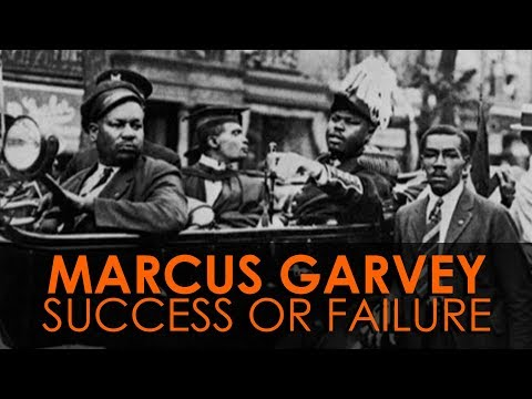 Speakers Corner - Marcus Garvey: A Success or A Failure?.... Afrika Program!
