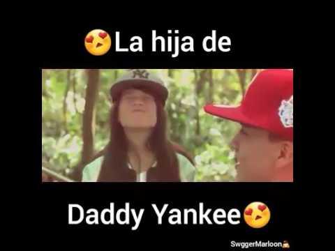 La hija de Daddy yankee :) The daughter of Daddy Yankee