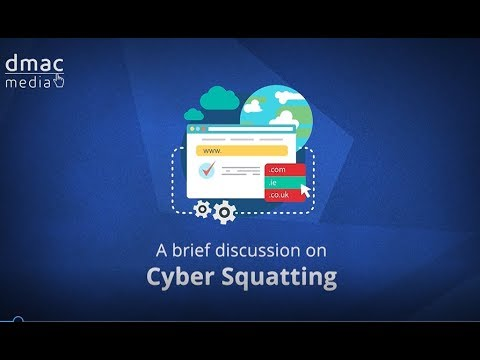 Cyber Squatting - What is it?