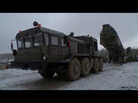 روسيا تحدث مجموعة الصواريخ الاستراتيجية  - نشر قبل 4 ساعة