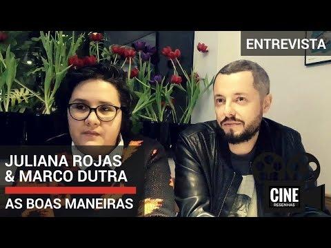 Entrevista com JULIANA ROJAS e MARCO DUTRA, diretores de AS BOAS MANEIRAS Mp3