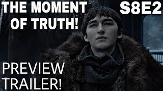 S8E2 Preview Trailer Breakdown! - Game of Thrones Season 8 Episode 2 (The Final Season)