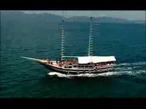 Turismo Brasil- Rio de Janeiro Angra dos Reis 365 ilhas e 2 mil praias- 365 islas y 2 mil islas