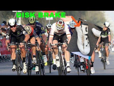Abu Dhabi Tour stage 1 | disk brake CRASH | VIDEO ! 2017