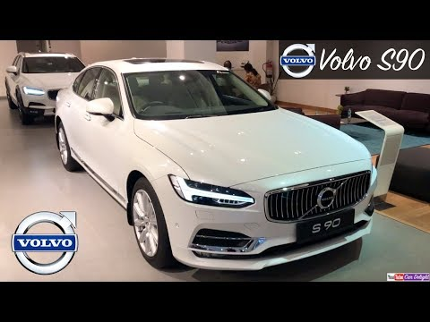 Volvo S90 2018 Full Review | Interior and Exterior Features