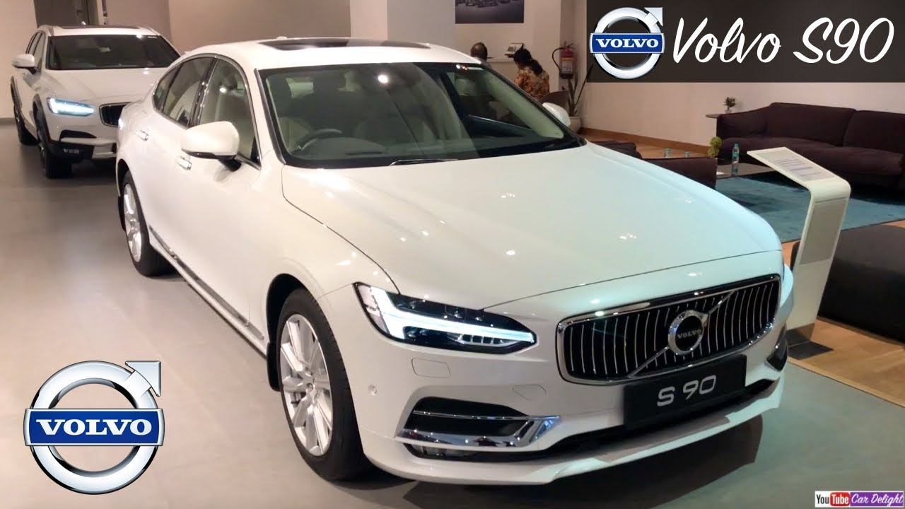 Volvo S90 Interior >> Volvo S90 2018 Full Review Interior And Exterior Features