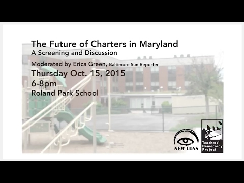 The Future of Charters in Maryland