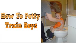 How To Potty Train Boys, How To Potty Train A Girls, Potty Training In A Day, Boy Potty Training