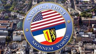 America First - Monnem Vorne
