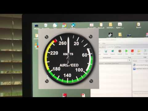User Adjustable Airspeed Gauge - Air Manager