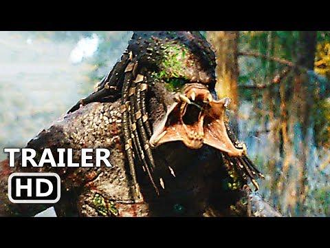 THE PREDATOR Final Trailer (NEW 2018) Action Movie HD