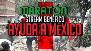 MARATÓN SOLIDARIO PARA RECAUDAR FONDOS, ¡TODOS SOMOS MÉXICO!