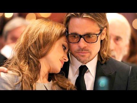 Brad Pitt & Angelina Jolie ARE DIVORCING?! | What's Trending Now