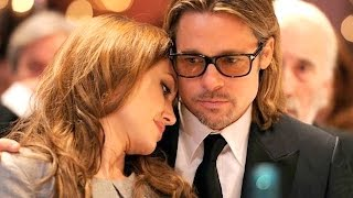 Brad Pitt & Angelina Jolie ARE GETTING A DIVORCE?! | What's Trending Now