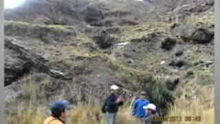 Salwell - Presentación del Proyecto Minero Yanas de Antimonio-Cobre-Plata-Oro 2 de 2