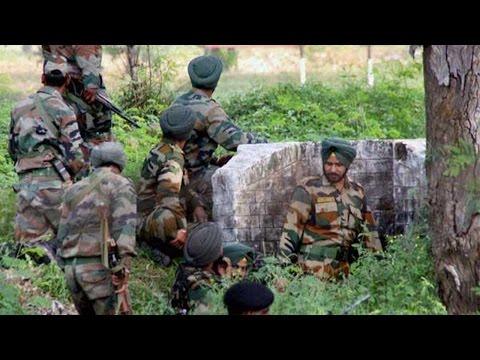 Pakistan violates ceasefire in Poonch, 1 Jawan killed