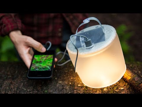 Luci by MPOWERED - Inflatable Solar Lantern