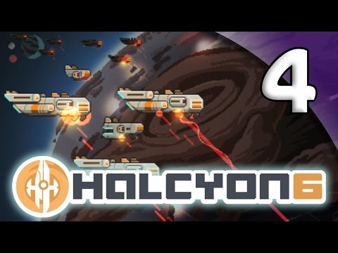 Halcyon 6: Starbase Commander - 4. Trust No One! - Let's Play Halcyon 6 Gameplay
