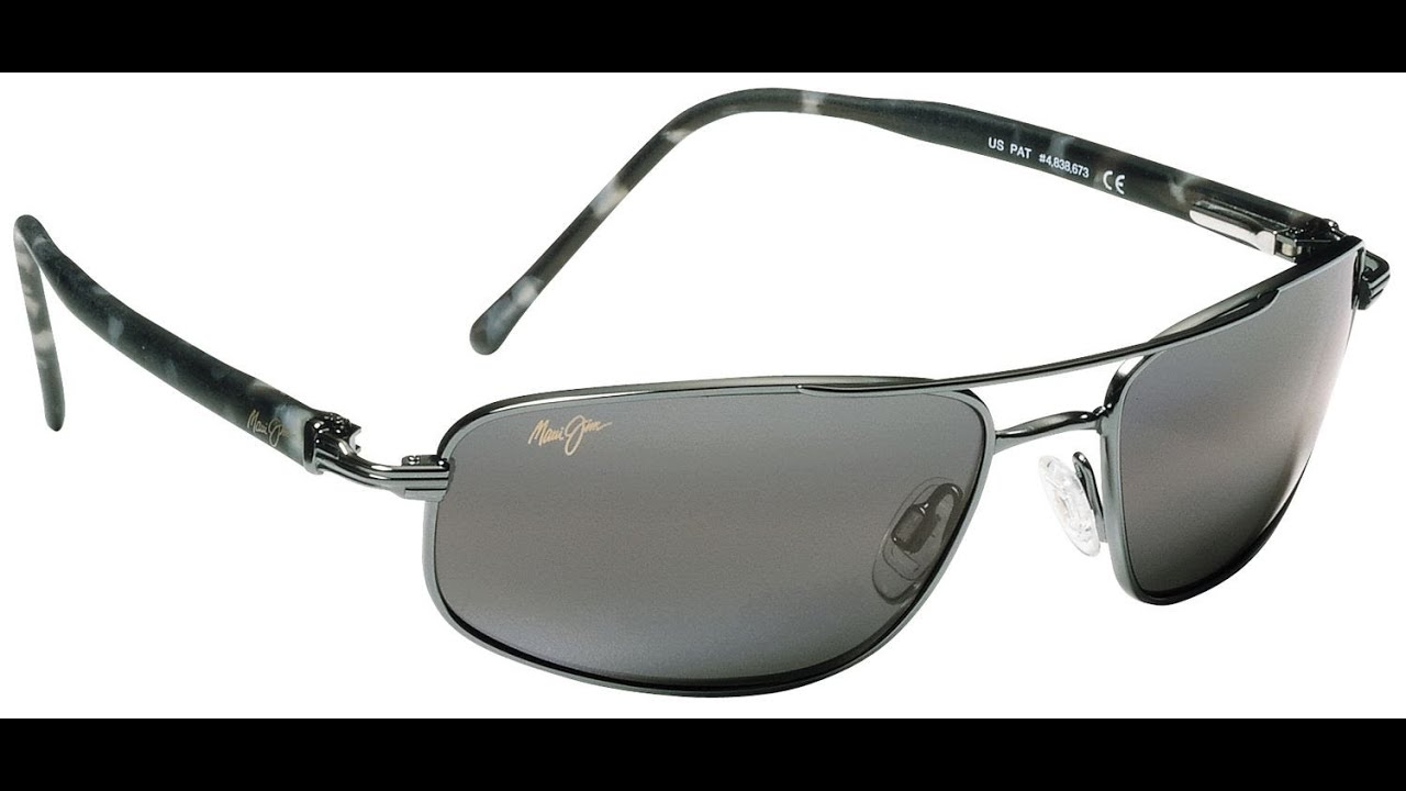 3beac576d1 Maui Jim Kahuna Sunglasses - YouTube