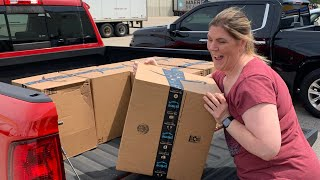 What's inside a Mystery Box from Amazon