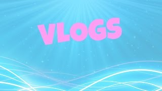 Vlog #1 (Starter Forfra m. Vlogs)